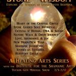 stone wisdom with text