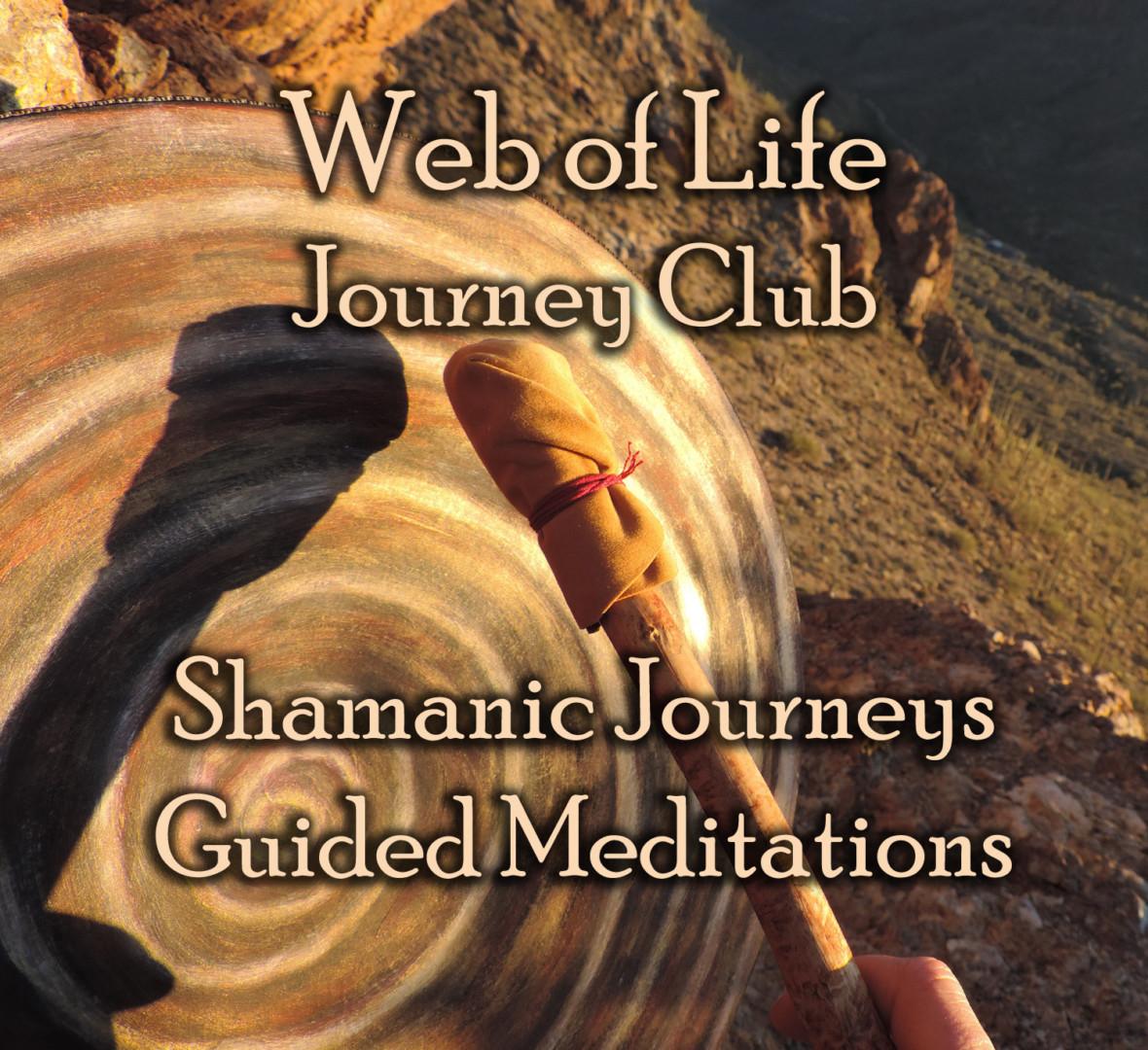 Web of Life Audio Journey Club