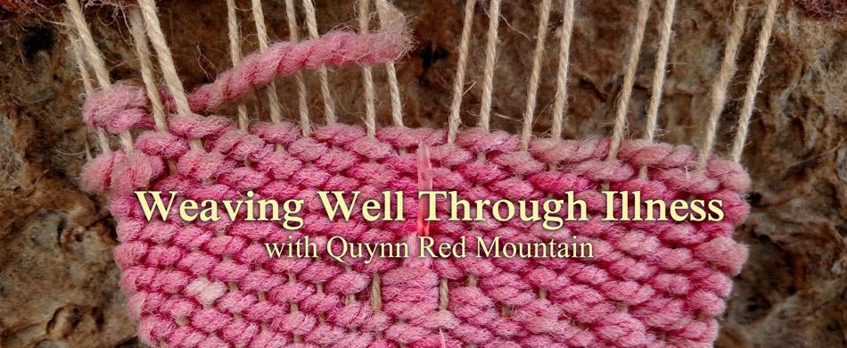 weaving well slide