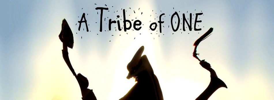 tribe of one banner