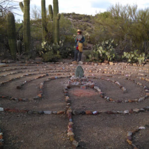 labyrinth gudrun